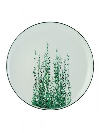Керамическая тарелка Terra Botanica
