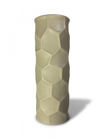 Керамическая ваза Terra 10*25см.